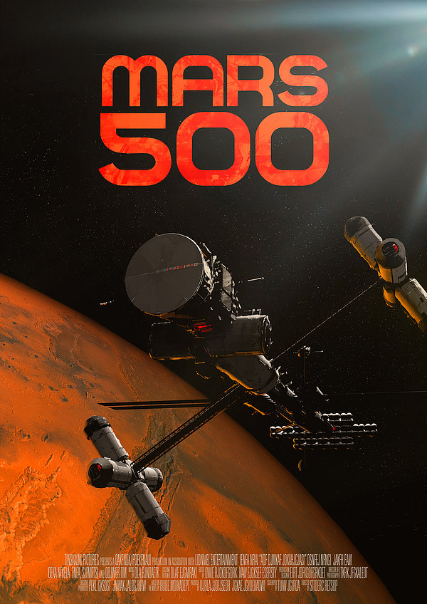 Марс-500 / Mars-500 (2021)